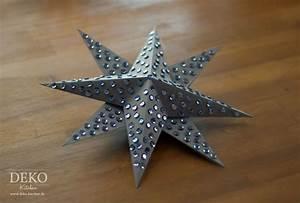 Weihnachtsstern Selber Basteln : 3d stern basteln einfach und schnell einen h bschen ~ Lizthompson.info Haus und Dekorationen