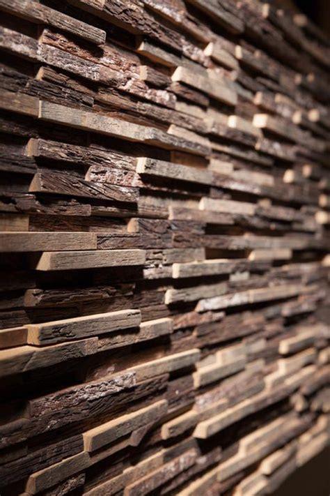 Wand Holz by Wandverkleidungen Holz Innen Rustikal Bs Holzdesign