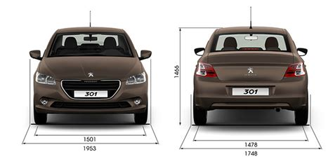 Peugeot 301  Technical Information