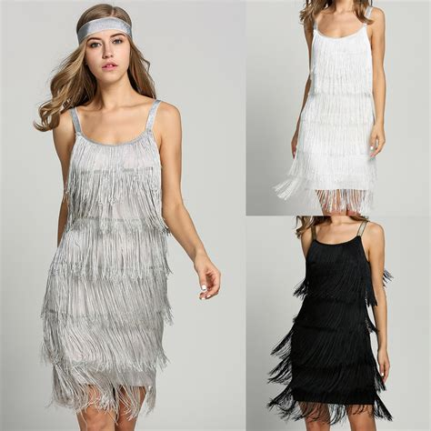 2017 Straps Summer Gatsby Womens Size Clothes Glam Women