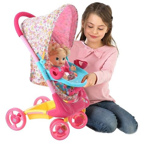 baby alive doll travel system target