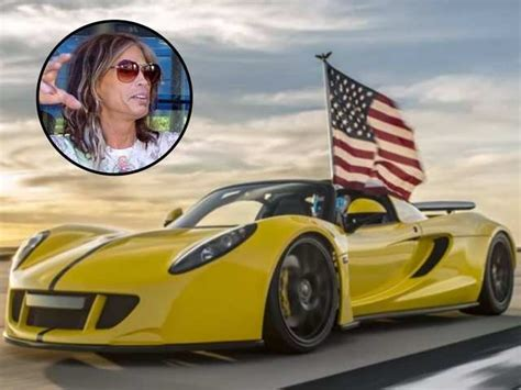 Cars Of The Rich And Famous That