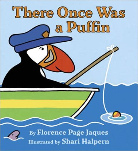there once was a puffin by florence page jaques reviews