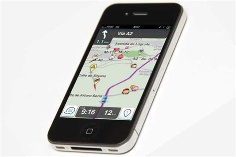 how to use waze on iphone waze 3 0 un navegador gps con alertas en tiempo real