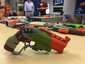 Nerf Prototypes Reveal What Could Have Been | Blaster Hub