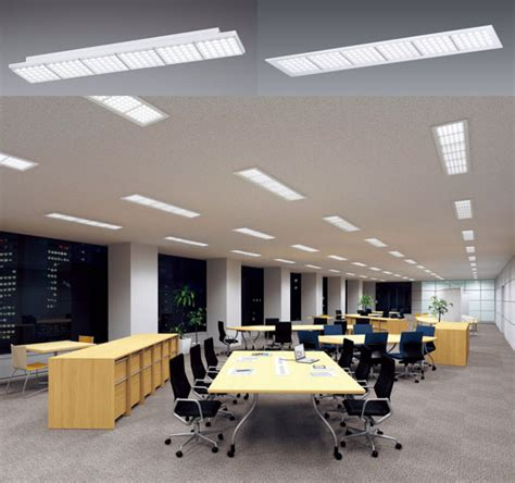 even more efficient led office lights released by