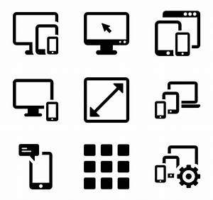 6 response icon packs - Vector icon packs - SVG, PSD, PNG ...