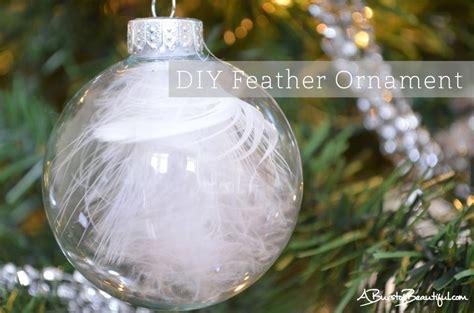 easy diy christmas ornaments  burst  beautiful