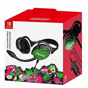 Nintendo Amiibo New Inkling Boy Neon Green
