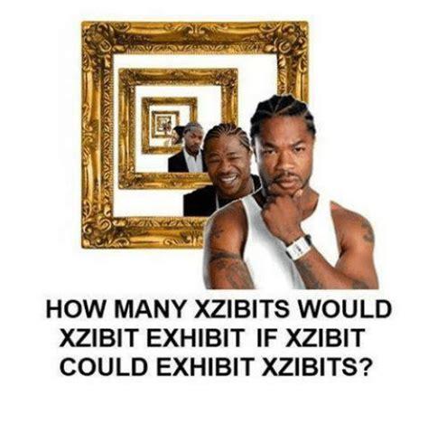 Exhibit Memes - 25 best memes about xzibit xzibit memes