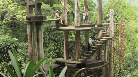 Las Pozas De Xilitla  Jardin Surrealista De Edward James