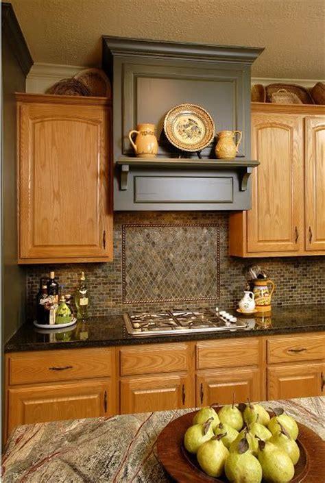 25 best ideas about light oak cabinets on oak