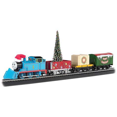 electric christmas train set madinbelgrade