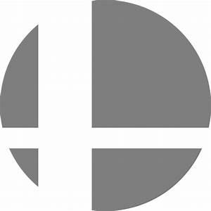Super Smash Bros Logo MI 247 Final Project Reference