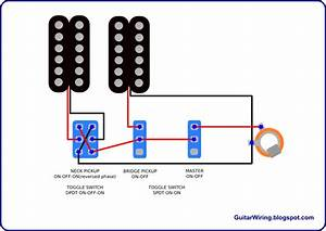On Off On Switch Wiring Diagram Guitar
