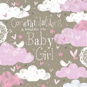 Congratulations On New Baby Girl
