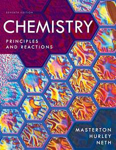Student Solutions Manual For Masterton  Hurley U0026 39 S Chemistry