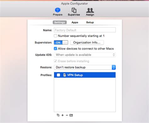 how to install profile on iphone create a configuration profile to simplify vpn setup on