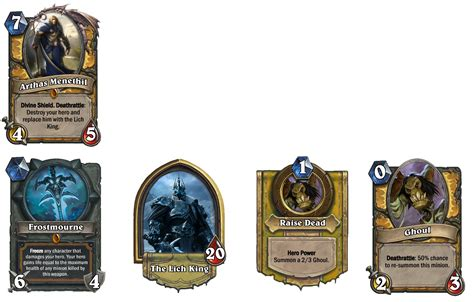 Paladin Deck To Beat Lich King by Arthas Idea What Do You Think Boys Hearthstone