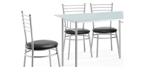 table chaises pas cher table de cuisine 4 chaises pas cher table ronde rallonge