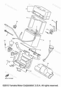 Yamaha Snowmobile 2016 Oem Parts Diagram For Electrical