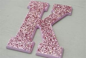 22 best things for my wall images on pinterest With pink glitter letters for wall