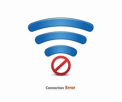 Connection Icon Internet Error Ndc Wifi Signal