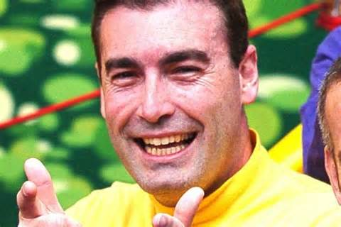 Greg Page Yellow Wiggle
