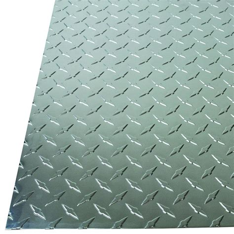 Md Building Products 12 In X 24 In X 0025 In Diamond