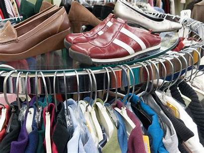 Clothing Donating Unused Clothes Thrift Recycling Stores