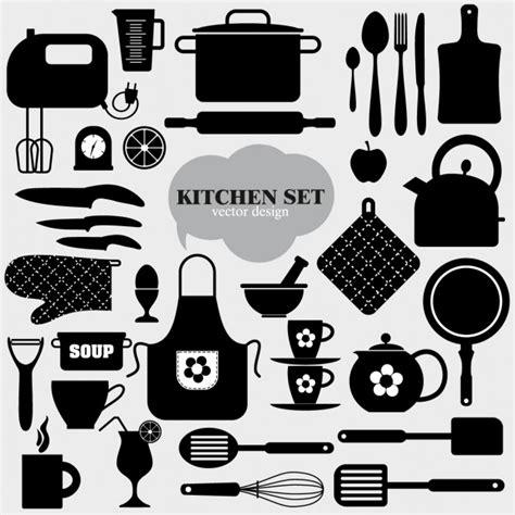 icone cuisine cuisine icône fond télécharger des vecteurs gratuitement