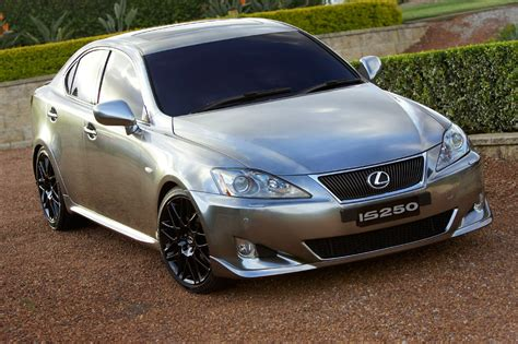4 Reasons The Lexus Is 250 Is A Good First Car