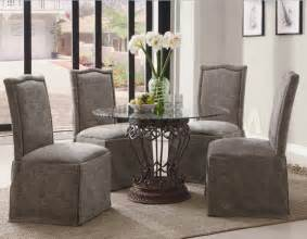 grey skirted dining room chairs home interiors