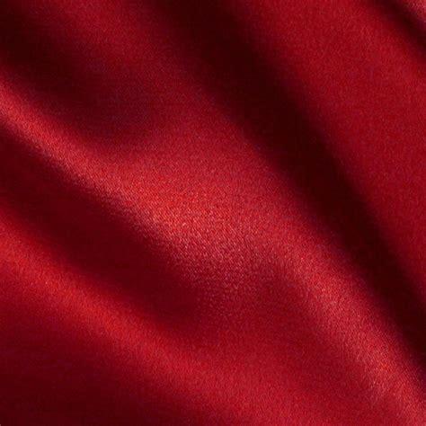 stretch charmeuse satin red discount designer fabric fabric com