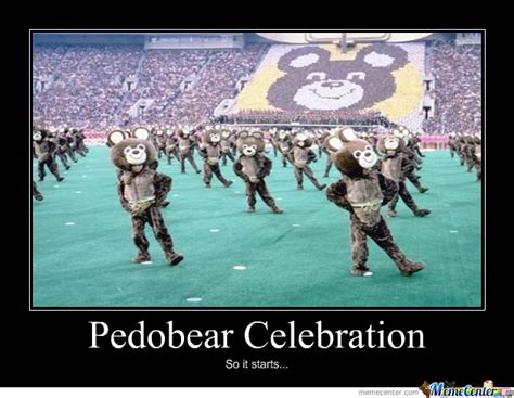 Celebration Memes - pedobear celebration by lolnek meme center