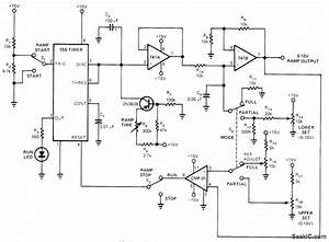 Variable Start Stop - Basic Circuit