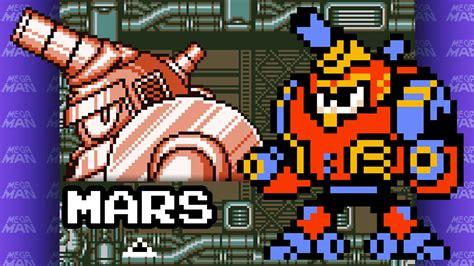 Mega Man V Game Boy Mars Theme In 8 Bit Youtube