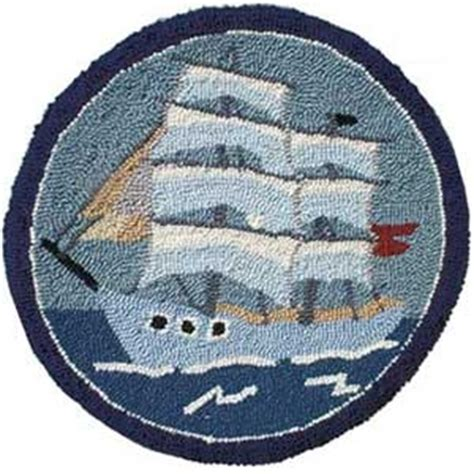 Nautical Hooked Chair Pads 1000 images about chair pads inspirations on