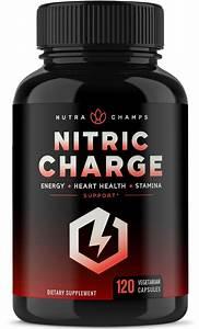 Nitric Oxide Supplement With L Arginine  Citrulline Malate  Aakg  Pine Bark 621983999701