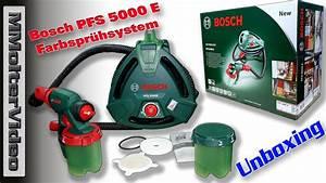 Bosch Pfs 5000e : pfs 5000 e von bosch unboxing mmoltervideo youtube ~ Melissatoandfro.com Idées de Décoration
