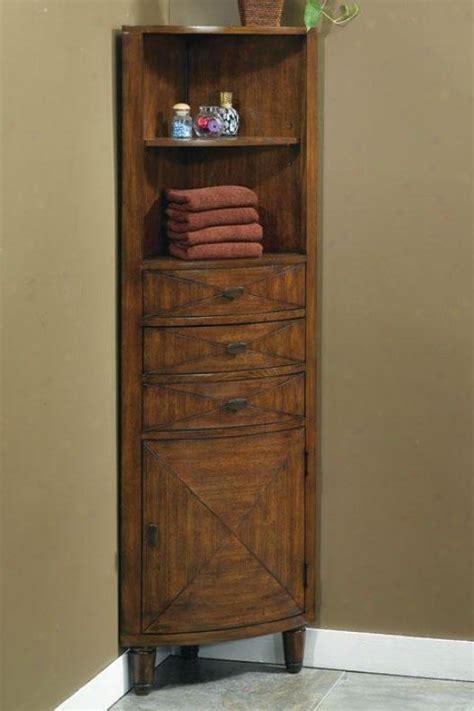 Corner Bathroom Storage Cabinet by 25 Best Ideas About Bathroom Corner Cabinet On