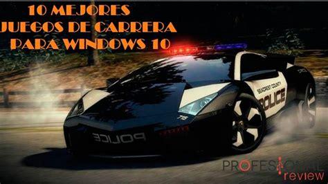 La serie de juegos de conducción incluye burnout, forza motorsport, gran turismo, need for speed o test drive. Descargar Juegos De Carros Para Windows 10 : Los Mejores Juegos Gratuitos Para Sus Dispositivos ...