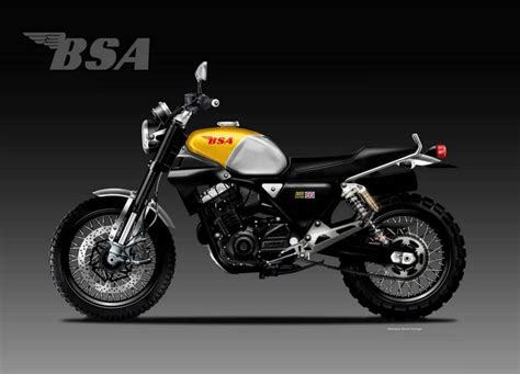 This Is How The First Next-gen Bsa Bike Will Look Like