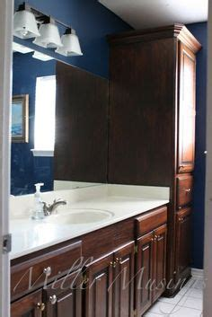 miller bathroom cabinets a side by side comparison of general finishes gel stain 23336