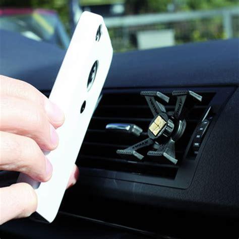 iphone mount for car tetrax magnetic iphone 4 car holder mobilezap australia