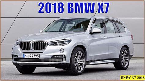 2018 Bmw X7 Suv Series First Drive