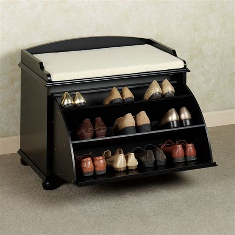 shoe storage small sophisticated bench with shoe storage stabbedinback foyer practical entryway bench with shoe