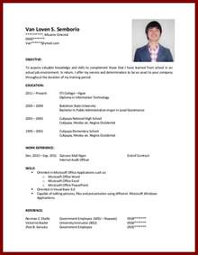 corporate finance experience resume ojt sle resume objectives for students objectives in