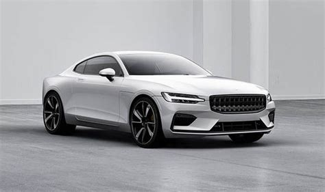 volvo polestar    performance electric car