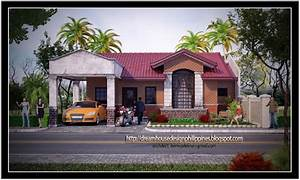 Modern Bungalow House Designs Philippines Small House ...